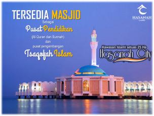 20.-Masjid-Peruamahan-KPR-Syariah-Hasanah-City