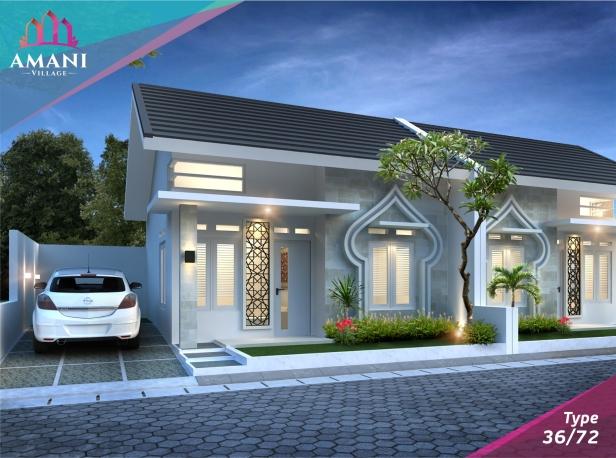 amani house type 36