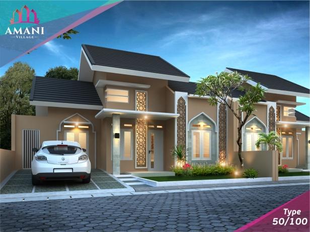 amani house type 50