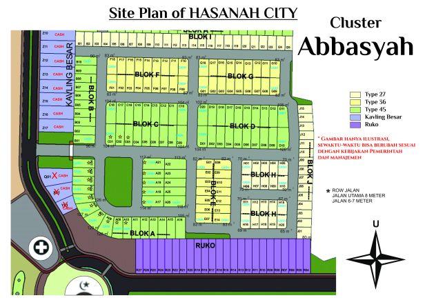 site plan ABBASYAH - RAMLI